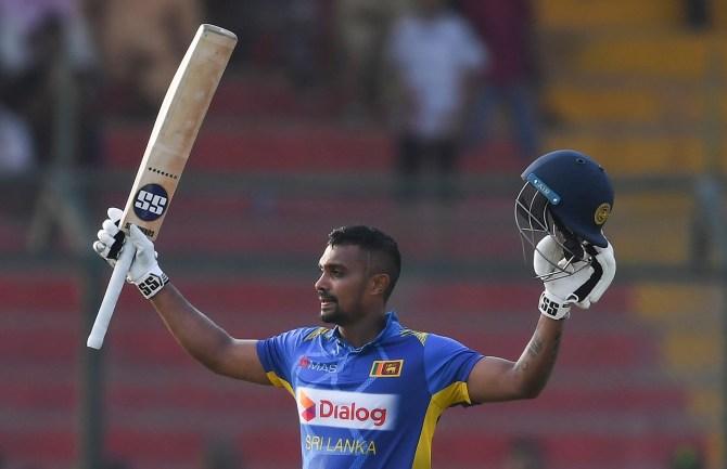 Danushka Gunathilaka 133 Pakistan Sri Lanka 3rd ODI Karachi cricket