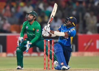 Bhanuka Rajapaksa 77 Pakistan Sri Lanka 2nd T20 Lahore cricket