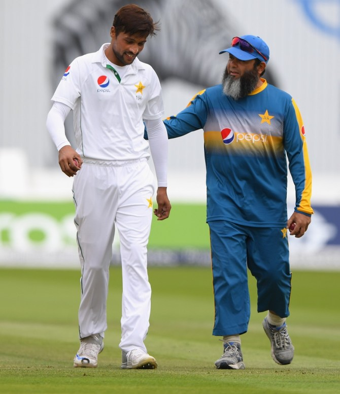 Misbah-ul-Haq has reportedly insisted that Mushtaq Ahmed be named Pakistan's spin bowling consultant Pakistan cricket