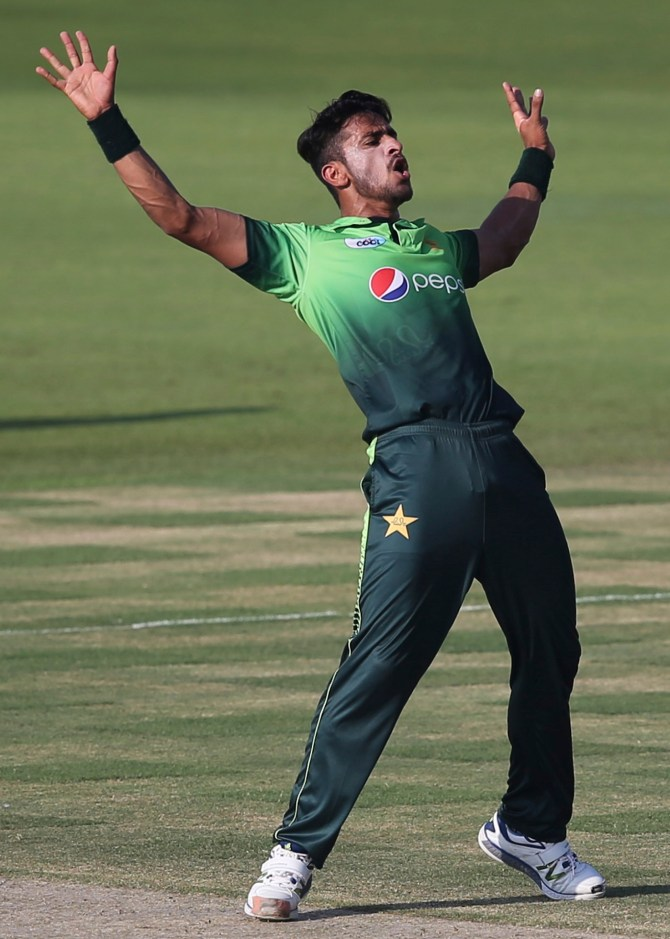 Is Hasan Ali at risk of falling out of favour with the national selectors and being known as a one-hit wonder Pakistan cricket