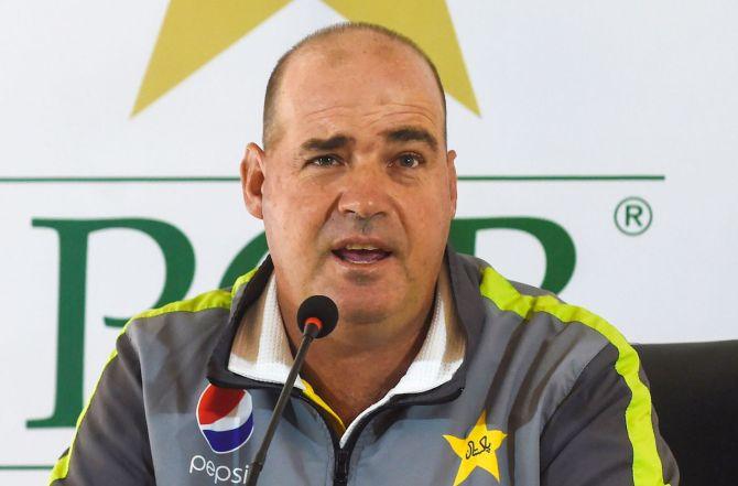 Mickey Arthur believes Sarfaraz Ahmed was ahead of the game in T20 cricket Pakistan