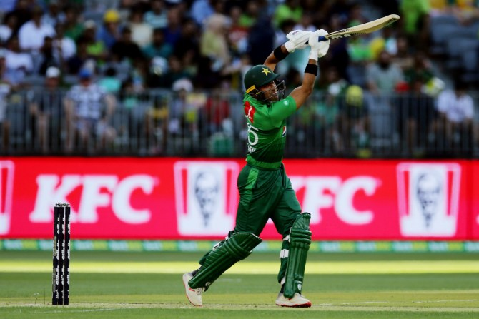 Pakistan batsman Iftikhar Ahmed said when he is criticised he works harder