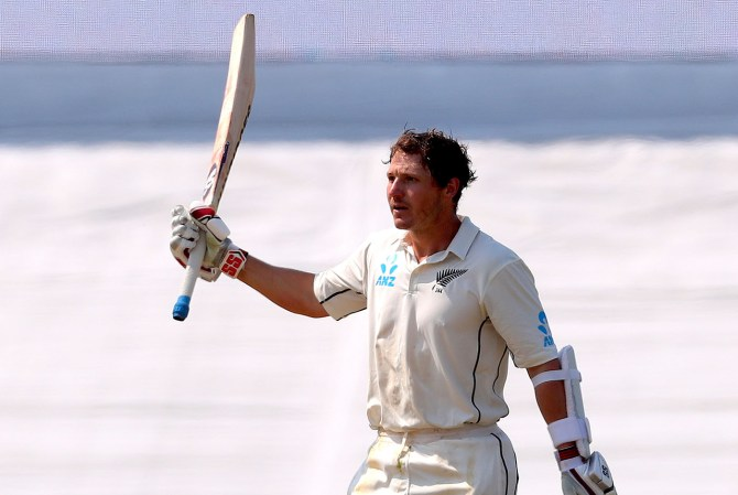 BJ Watling 205 New Zealand England 1st Test Day 4 Mount Maunganui cricket