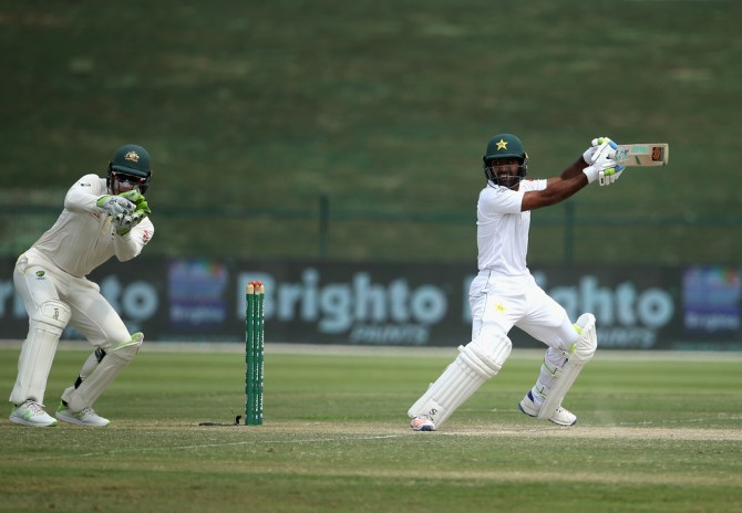 Asad Shafiq admits that he and Azhar Ali will be responsible for helping Pakistan post big totals in the Test series against Australia cricket