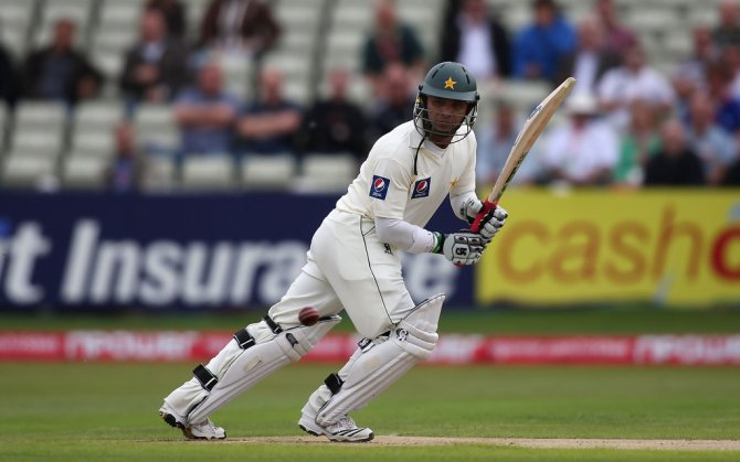 Imran Farhat dedicated his 15,000 first-class runs to his late father Pakistan cricket