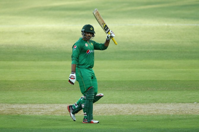 Sharjeel Khan walloped 116 runs off 49 balls and took three wickets in a Twenty20 match between PCA and Kashan Khan Sports in Karachi Pakistan cricket