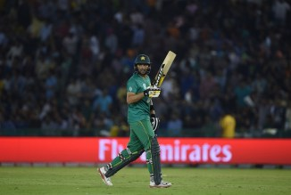Shahid Afridi has been dismissed for a duck 100 times in his career Pakistan cricket