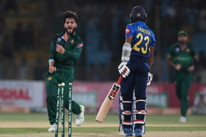 Usman Khan Shinwari believes he is ready to play Test cricket Pakistan