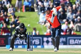 James Vince 59 New Zealand England 1st T20 Christchurch cricket