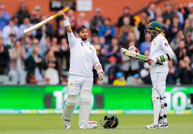 Azhar Ali tells funny story about Yasir Shah Pakistan cricket