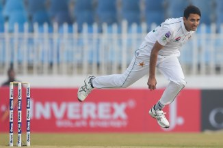 Mohammad Abbas said Kane Williamson is a world-class player that grinds a team down