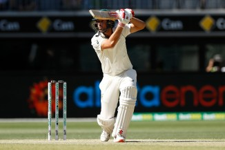 Joe Burns 53 Australia vs New Zealand 1st Test Day 3 Perth cricket