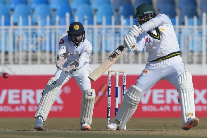 Azhar Ali shows love and support for the people of Rawalpindi Pakistan cricket