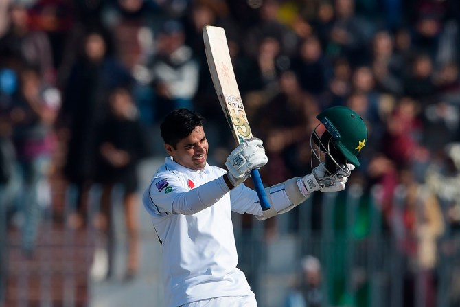 Mohammad Hafeez highly impressed with and congratulated Abid Ali and Babar Azam Pakistan cricket