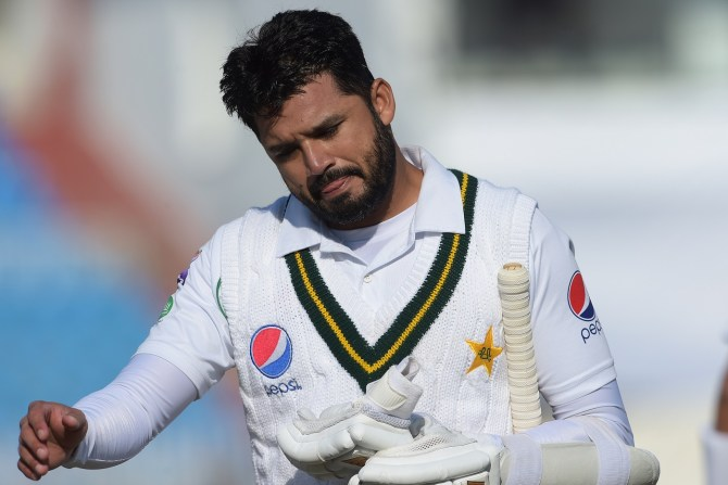 Azhar Ali admits his batting has not been good enough as of late Pakistan cricket