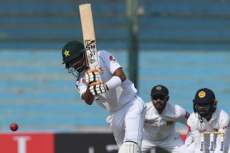 Babar Azam glad he achieved his goal of scoring runs and helping Pakistan win a Test against Sri Lanka cricket