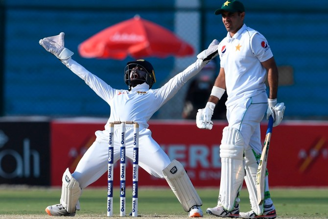 Abid Ali regrets getting out for 174 on the third day of the second Test against Sri Lanka in Karachi Pakistan cricket