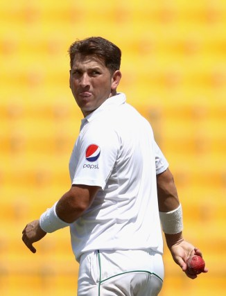 Yasir Shah said Keshav Maharaj could cause problems