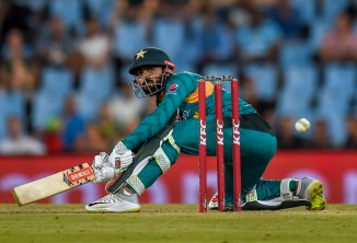 Shadab Khan struck a career-best 64 not out in the Dhaka Platoon's Bangladesh Premier League BPL match against the Chattogram Challengers Pakistan cricket