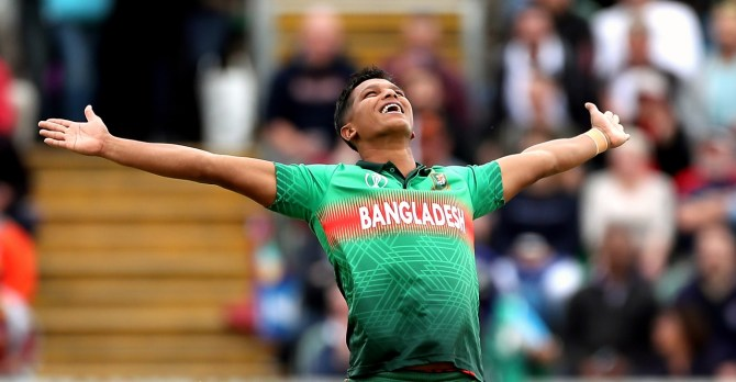 Mohammad Saifuddin likely to be fit for the upcoming tour of Pakistan Bangladesh cricket