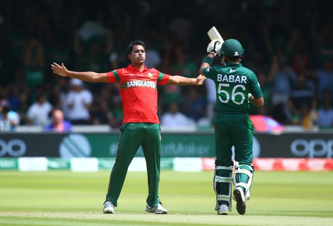 Bangladesh will tour Pakistan three times, during which they will play three Twenty20 Internationals, a one-off ODI and two Tests cricket