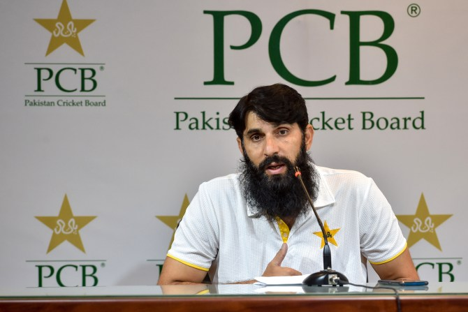 Misbah-ul-Haq said he can't control how long the PCB will continue to employ me