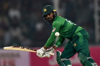 Mohammad Wasim tells Haris Sohail to improve his fitness and form