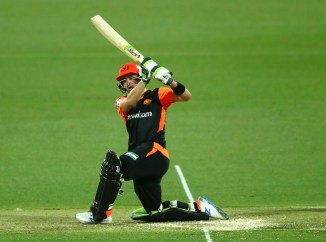 Josh Inglis 73 Perth Scorchers Hobart Hurricanes Big Bash League BBL 35th Match cricket