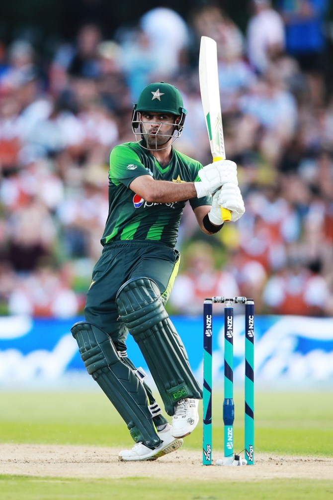 Ahmed Shehzad believes that he has not faded away like other players and has always performed Pakistan cricket