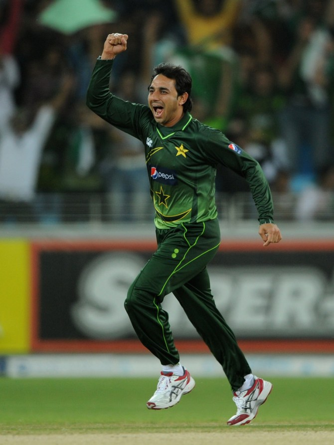 Saeed Ajmal believes Zafar Gohar can become Pakistan's next great spinner cricket