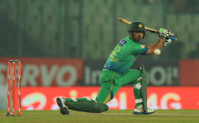 Khurram Manzoor believes he can be one of the top players in the Pakistan Super League PSL and can make his international comeback Quetta Gladiators Pakistan cricket