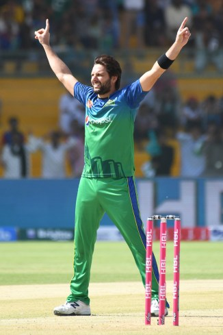Shahid Afridi reveals if he will play for the Multan Sultans in next year's Pakistan Super League PSL cricket