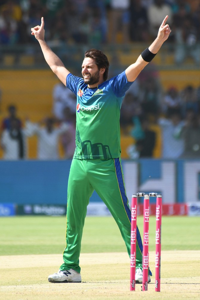 Shahid Afridi wants harsher punishments imposed to stop spot-fixing Pakistan cricket