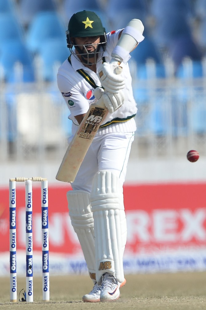 Azhar Ali sends heartwarming message to the fans who supported Pakistan in the 1st Test against Bangladesh in Rawalpindi cricket