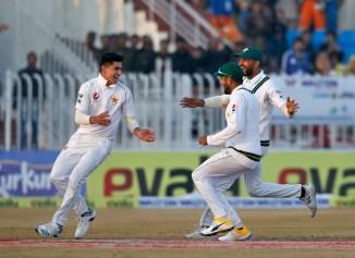 Naseem Shah admitted that he feels good when he sees fear in a batsman's eyes Pakistan cricket