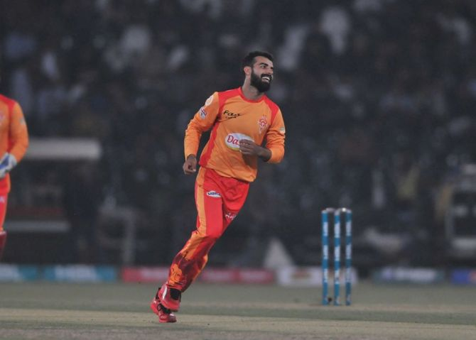 Shadab Khan reveals that Muhammad Musa doesn't own any cricket bats Pakistan Super League PSL Islamabad United cricket