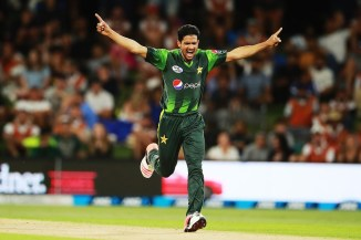 Mohammad Wasim said Aamer Yamin struggles with the older ball