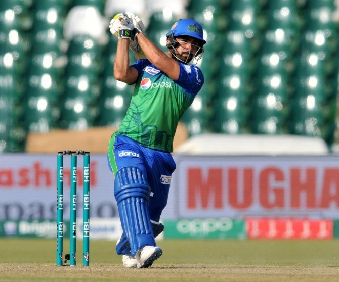 Ramiz Raja believes Khushdil Shah is a natural timer of the ball Pakistan cricket