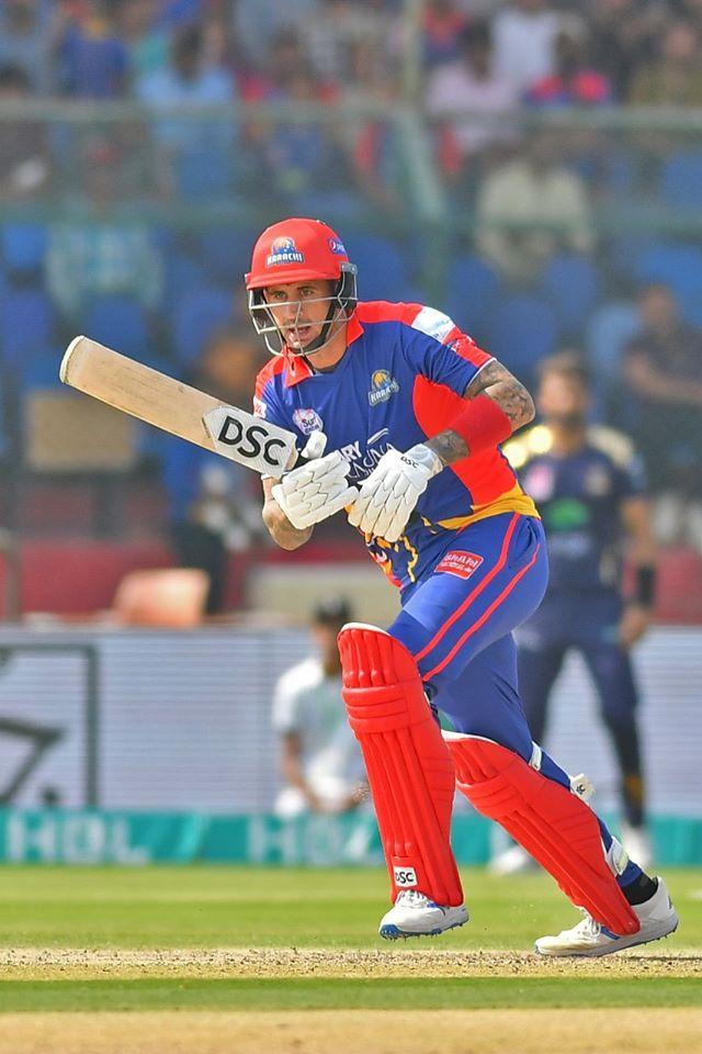Alex Hales called Wasim Akram a legend Karachi Kings Pakistan Super League PSL cricket