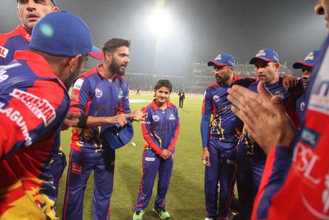 Imad Wasim makes surprising comments about Mohammad Rizwan Karachi Kings Pakistan Super League PSL cricket