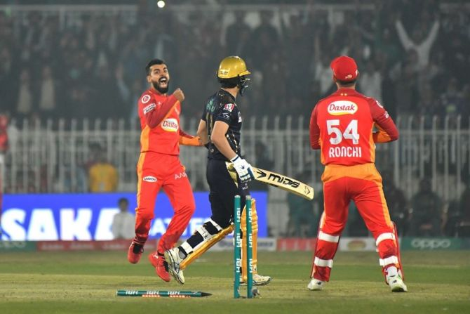 Luke Ronchi believes Shadab Khan is a good captain Islamabad United Pakistan Super League PSL cricket