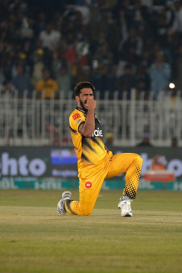 Hasan Ali getting back into rhythm Peshawar Zalmi Pakistan Super League PSL cricket