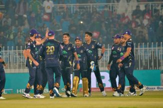 Naseem Shah reveals Sarfaraz Ahmed's guidance has been highly beneficial for him while bowling Quetta Gladiators Pakistan Super League PSL cricket