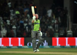 Australia batsman Ben Dunk said he is excited about coming back to Pakistan for the PSL playoffs