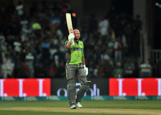 Ben Dunk happy to stay in Pakistan despite coronavirus threat Pakistan Super League PSL Lahore Qalandars cricket