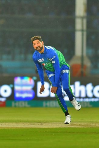 Sohail Tanvir become the first Pakistan player to take 350 T20 wickets cricket