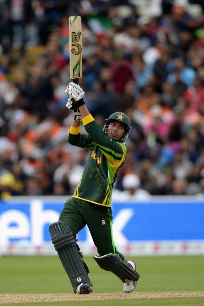 Hashim Amla believes Umar Amin is a very good batsman Peshawar Zalmi Pakistan Super League PSL cricket