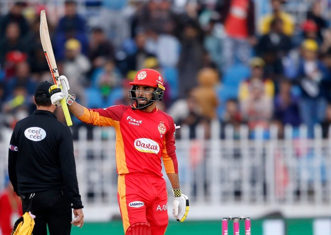 Shadab Khan reveals his favourite performance in the Pakistan Super League PSL Islamabad United cricket