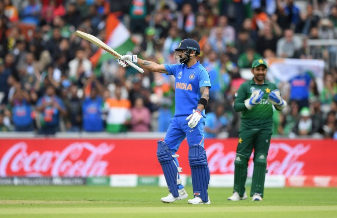 Virat Kohli reveals how Pakistan changed his career forever India cricket