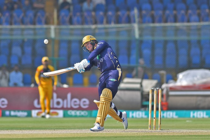 Jason Roy called Quetta Gladiators owner Nadeem Omar a liar Pakistan cricket